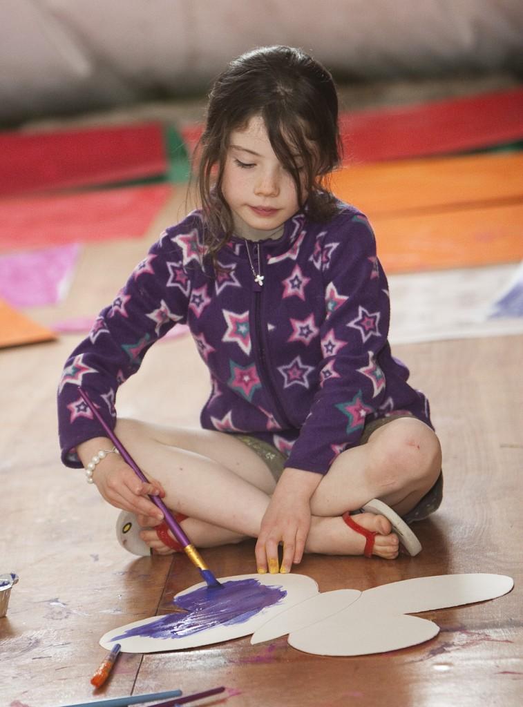 Hide Children's Art Workshop