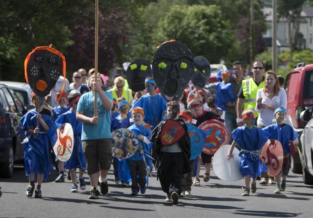 Hide Children's Parade